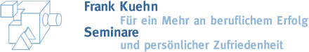 Herzlich Willkommen bei Frank-Kuehn-Seminare